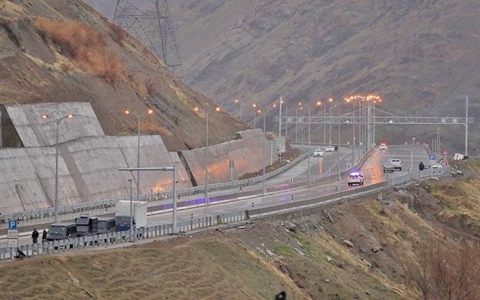 هزینه عوارض آزادراه تهران- شمال اعلام شد
