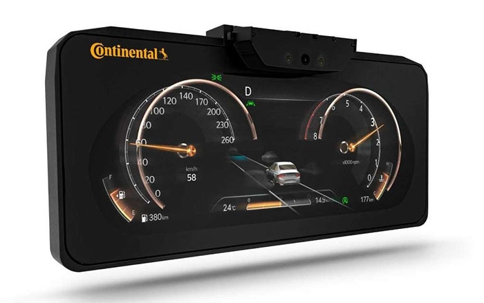 جنسیس GV80 از صفحه کیلومتر سه بعدی دیجیتال استفاده خواهد کرد