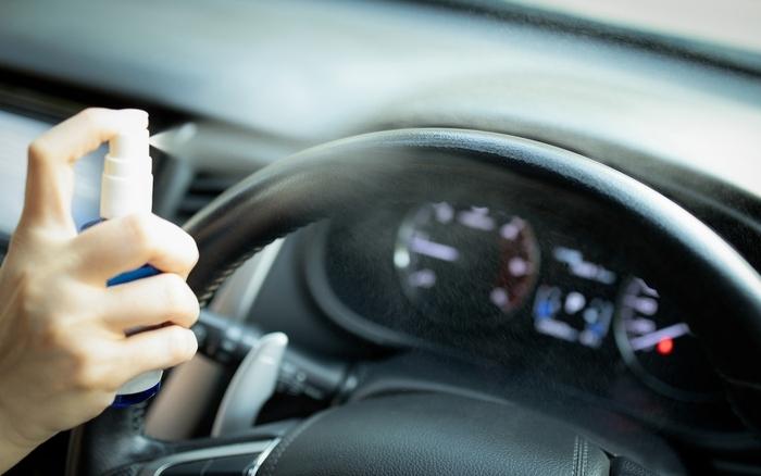 توصیه های بهداشتی ضد کرونا برای ضدعفونی کردن خودرو شخصی