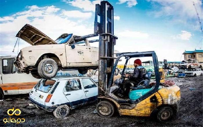 راه نجات از ابربحران خودروهای فرسوده