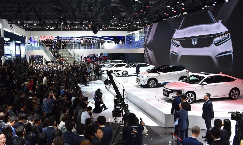 نمایشگاه خودروی 2018 در پکن  قسمت اول