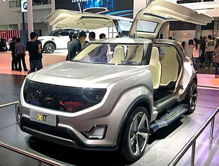 نمایشگاه خودروی ۲۰۱۸ در پکن قسمت سوم