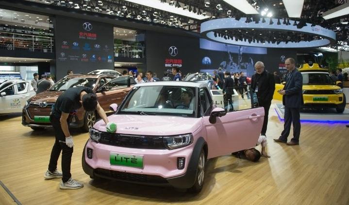 نمایشگاه خودروی 2018 در پکن  قسمت دوم