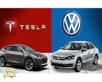 فروش خودروهای برقی فولکس واگن نصف قیمت تسلا و با همان کیفیت!