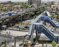 بسته شدن پل گیشا تا چند روز آینده