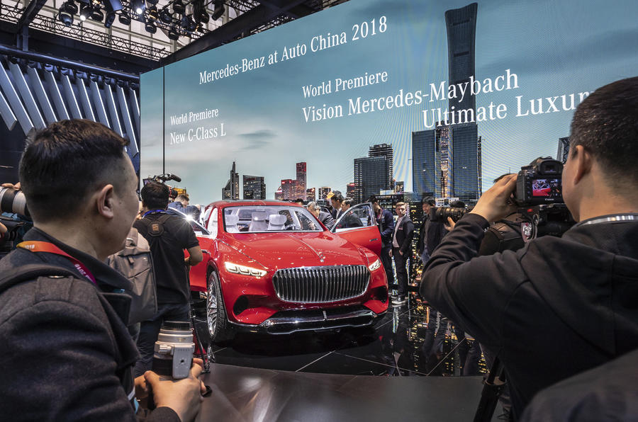 نمایشگاه خودروی 2018 در پکن  قسمت چهارم