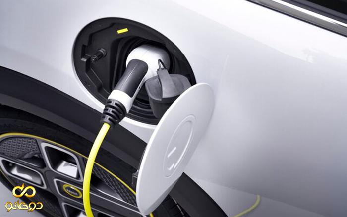 اولین خودروی تمام الکتریکی شرکت  مینی با نام مینی الکتریک