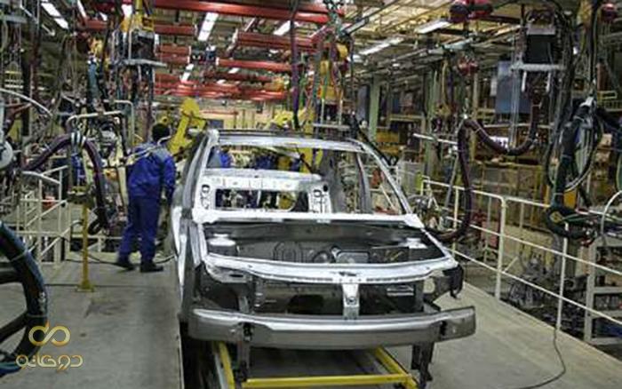ورود اولین خودروی تولیدی کارخانه عظیم خودروی بروجرد به بازار