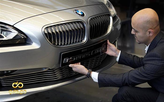 مصاحبه با نادر فقیه زاده طراح ایرانی BMW