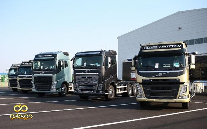 به علت تحریمهای آمریکا؛ ولوو مونتاژ کامیون در ایران را متوقف کرد