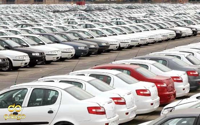 کاهش ۷ میلیون تومانی قیمت خودروهای داخلی در بازار