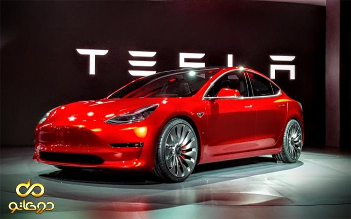 نیمی از مشتریان وسائل نقلیه برقی، طرفدار خودروهای تسلا هستند