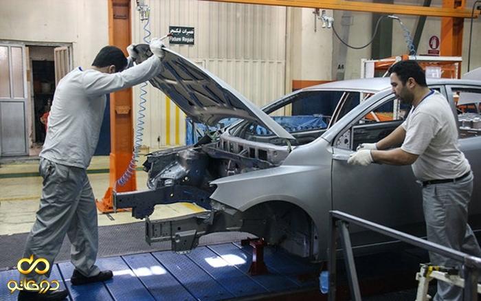 نخستین خط تولید خودرو در گیلان راه اندازی می شود