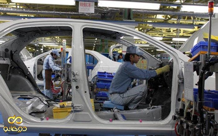تولید کدام خودروها در آبانماه امسال صفر شد؟؟