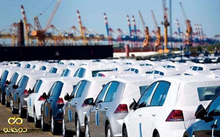 ۳۴۶۰ خودرو در صف ترخیص از گمرک