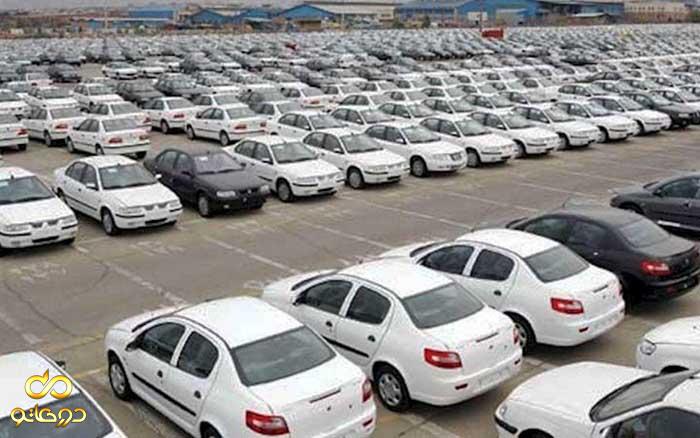 حباب قیمتها در بازار خودرو شکسته میشود