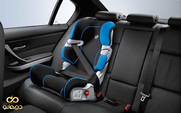 اهمیت صندلی کودک در خودرو