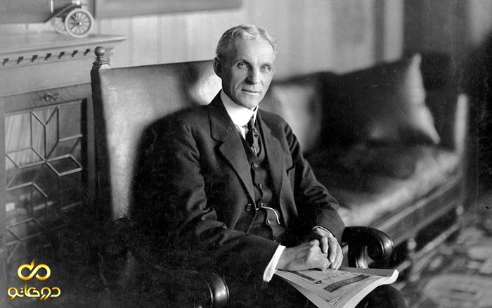 هنری فورد مهندسی که خودرو را مردمی کرد