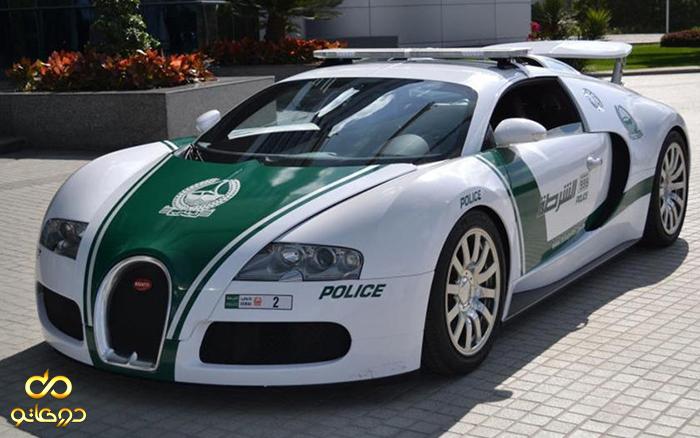 برخی از برترین خودروهای خیابان های دوبی