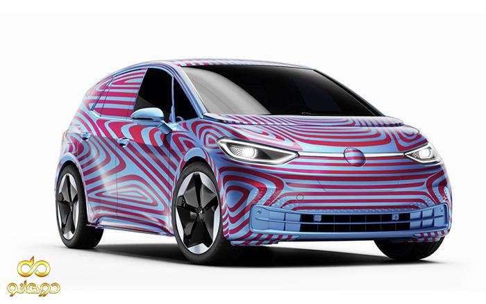 فروش فوق العاده اولین خودروی الکتریکی فولکس واگن