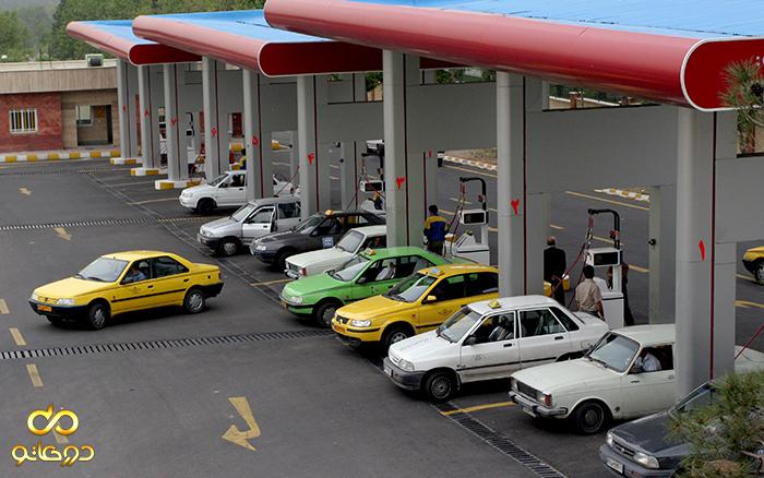 قیمت گاز CNG گران شد