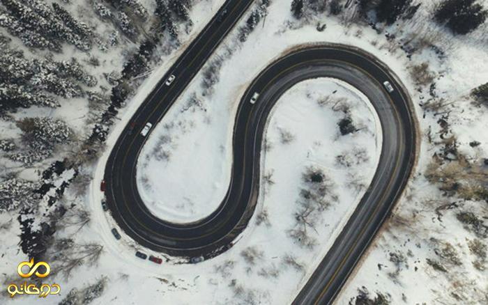 ترافیک سنگین در چالوس و هراز و ترافیک روان در محور فیروزکوه