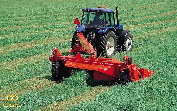 صدور کارت سوخت برای ماشین آلات کشاورزی