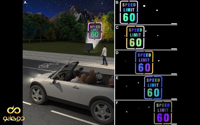 اضافه شدن قابلیت تغییر رنگ به علام رانندگی در چین و آمریکا