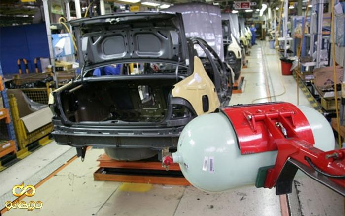 تدوین استاندارد ملی برای سیلندرهای گاز خودرو