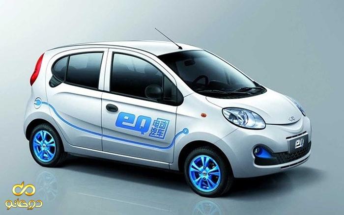 چین پیشرو در بازار خودروهای الکتریکی جهان