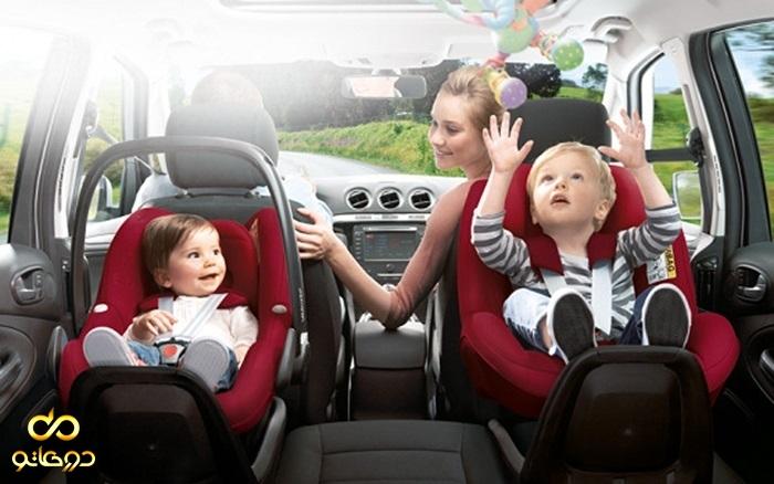 بررسی نکات ایمنی کودک در خودرو به مناسبت روز جهانی کودک