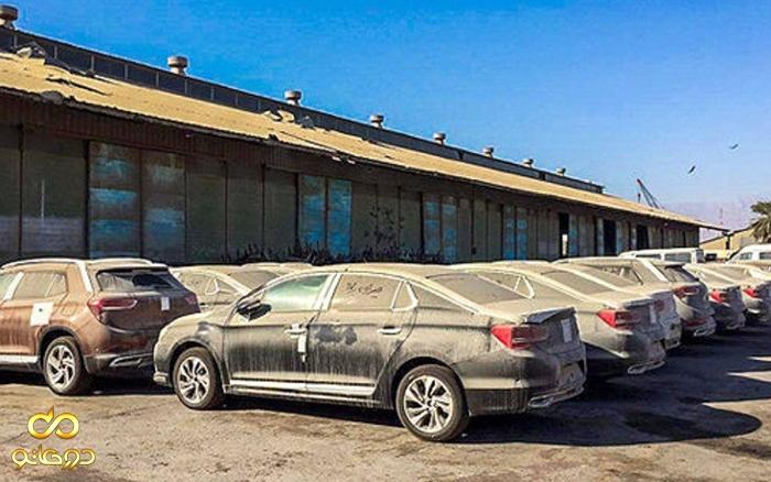وزیر صنعت معدن تجارت ، دستور ترخیص 1048 خودرو دپو شده را صادر کرد