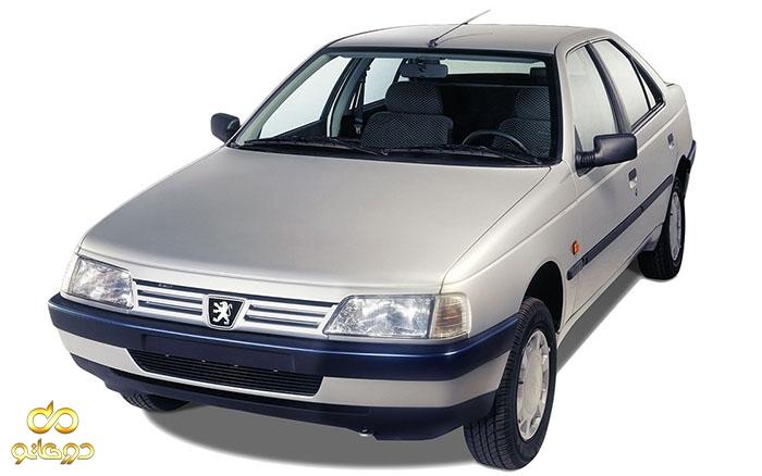 خودروهای جایگزین پژو 405 مشخص شد
