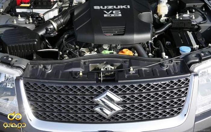 سوزوکی حدود 10 هزار خودروی خود را فراخواند