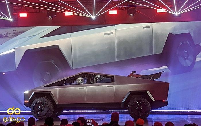 تسلا موتورز و پاسخ دو قطبی بازار به خودروی جدید تسلا سایبر تراک