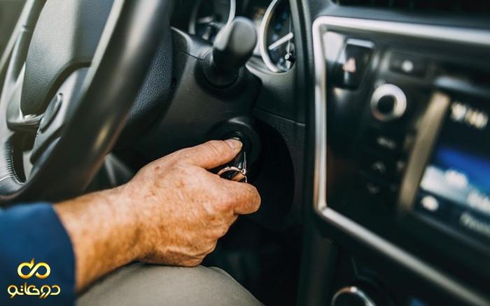 چرا باید قبل از استارت زدن خودرو ، چند ثانیه صبر کنیم؟