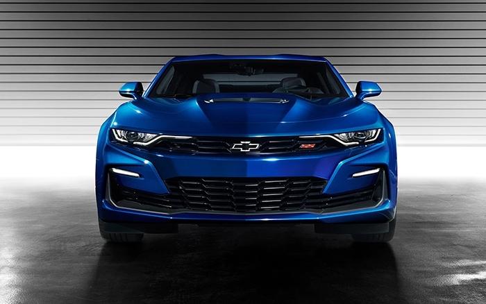 معرفی کوتاهی از مشخصات فنی خودرو شورلت کامارو 2020