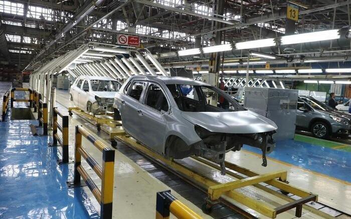 بیشترین افزایش تولید در گروه های خودرویی نصیب وانت شد