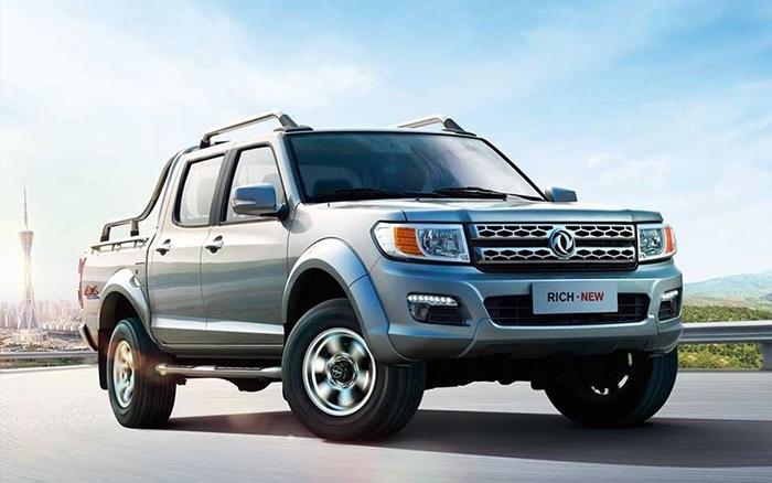خودرو جدید زامیاد ، پیکاپ ریچ پلاس بزودی عرضه می شود