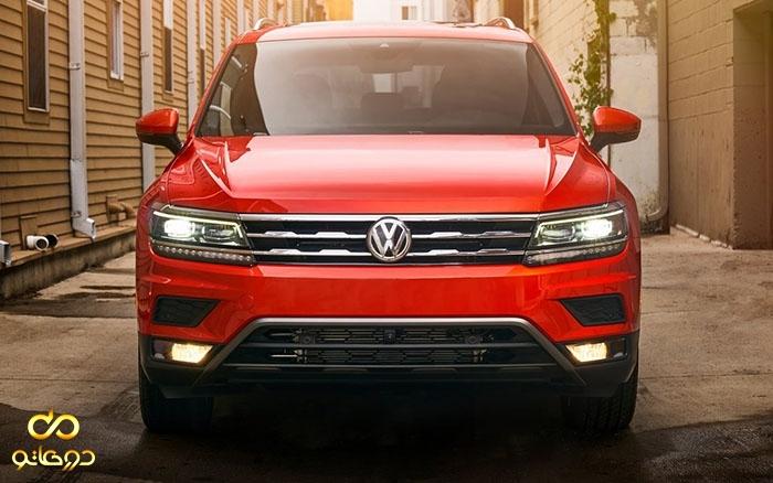 تیگوان پرفروش ترین خودرو فولکس واگن در سال 2019