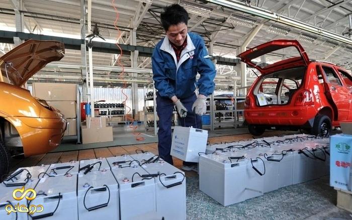 اختصاص یارانه خرید خودروهای برقی در چین