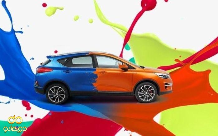 عوامل فرسایش و تخریب رنگ خودرو چیست؟