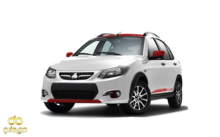 سایپا فردا کوییک آر پلاس ، خودروی جدید خود را معرفی می کند